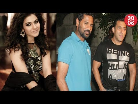 Kajol Excited For Her Home Production | Prabhudeva Sidelines Abhishek For Salman Khan