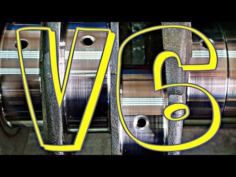 V6///340 л.с///800 кг