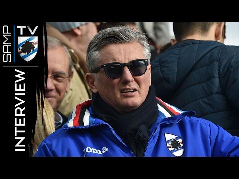 Sampdoria-Cagliari, Pradè: «Il punto ci dà continuità»