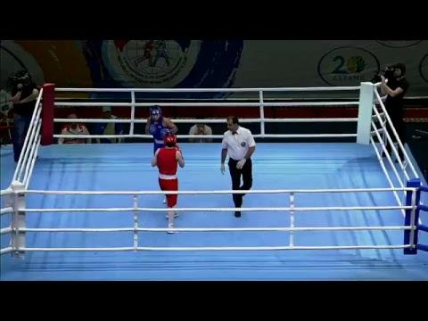Кубок Президента по боксу среди взрослых в г. Астана-2018