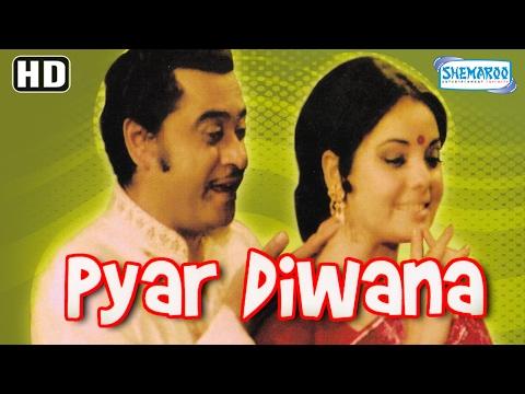 Pyar Diwana {HD} -  Kishore Kumar | Mumtaz | Padma Khanna | Iftekhar | Sunder