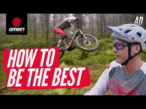 GMBN Meets Greg Minnaar | What Does It Take To Be An All Time Great""