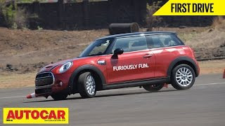 2015 Mini Cooper S | First Drive Video Review | Autocar India