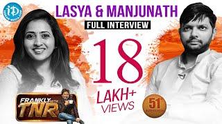 Anchor Lasya & Manjunath  Frankly With TNR