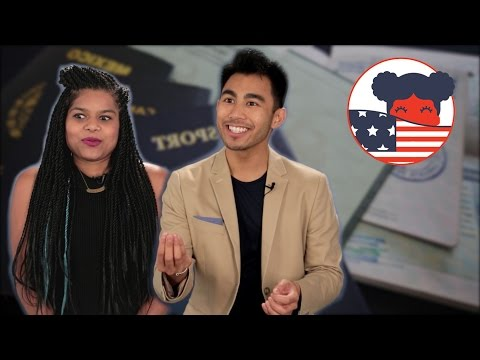 Immigrants On Voting As New Americans