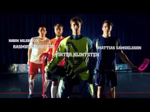 Salming Sports Players Intro