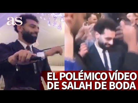 El vídeo de SALAH en la boda de su hermano tras la que ha se ha contagiado de COVID-19 | Diario AS