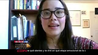 Abogada Rosa Pérez Melo con el Tema: Ley de Garantías Mobiliarias