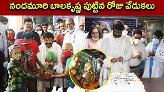 Nandamuri Balakrishna Birthday Celebrations | Rajshri Telugu - RAJSHRITELUGU