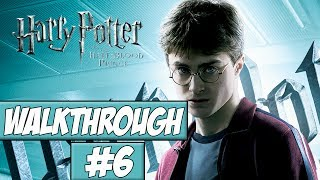 Harry Potter And The Half Blood Prince - Walkthrough Ep.6 w/Angel - Slughorn's Party!