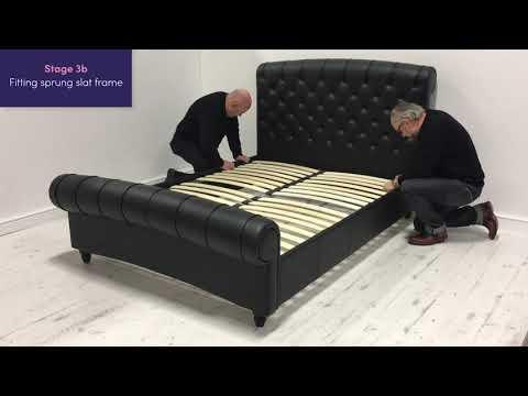 Ellis assembly video - Dreams Beds