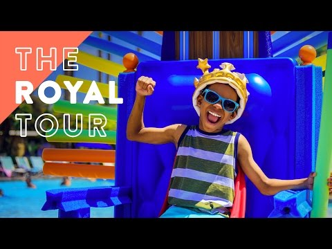The Royal Tour: Kids Rule San Diego