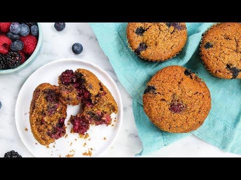 3 Healthy Muffin Recipes | Gluten-Free