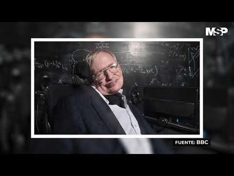 Stephen Hawking, el hombre que revolucionó la ciencia
