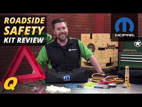 Mopar Roadside Safety Kit