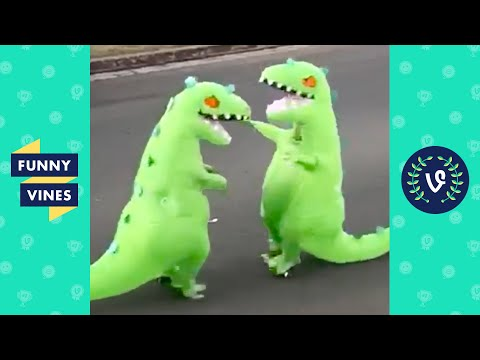 REPTAR COSTUMES?! | INFLUENCERS IN THE WILD (PT.13)