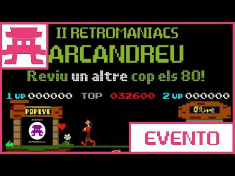 Retromaniacs Arcandreu II