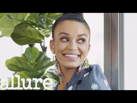 Pearl Thusi?s Trick for Long Lashes