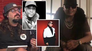 """Darell: """"Todavía mi mamá tiene mis libretas de Daddy Yankee y Don Omar con canciones escritas"""""""