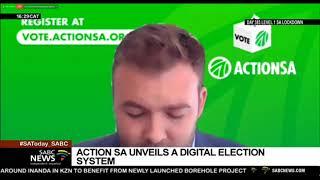 Action SA unveils digital election system