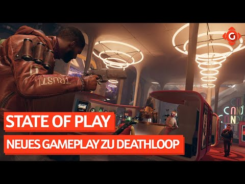 STATE OF PLAY: Neues Gameplay zu Deathloop. Joy-Con-Drift wohl auch bei Switch OLED! | GW-News 09.07