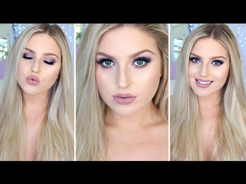Get Ready With Me! ? Urban Decay Naked Smoky Palette!