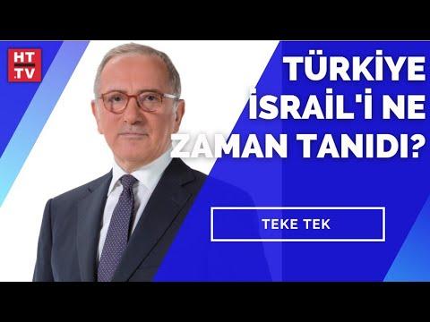 Teke Tek'te Osmanlı'dan bugüne Filistin sorununun bilinmeyenleri konuşuluyor.. #YAYINDA