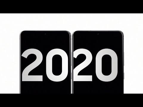 Galaxy S20 Ultra 5G: Officiel introduktion