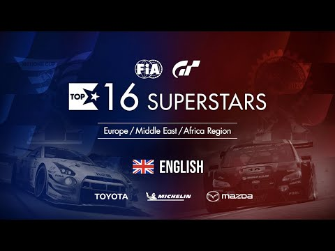 Gran Turismo Sport Top 16 Superstars - Round 10 - EMEA Region [English]