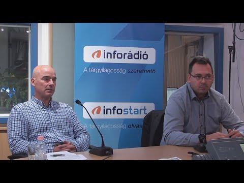 InfoRádió - Aréna - Madár István és Szabó László - 2021.09.28.