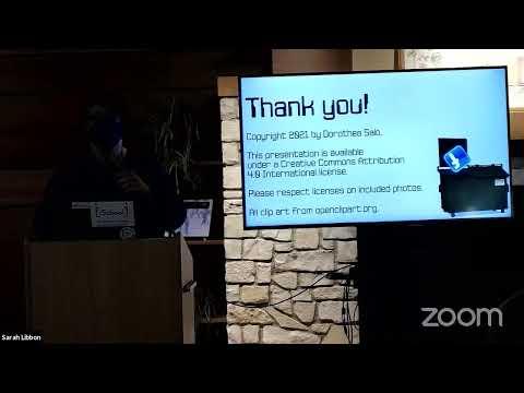 Speaker, Dorothea Salo - How Do We Not Be Facebook?