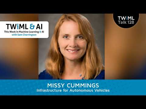 Missy Cummings Interview - Infrastructure for Autonomous Vehicles