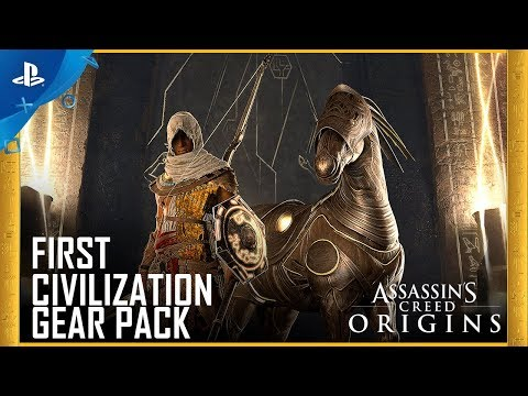 Assassin's Creed Origins - First Civilization Pack DLC | PS4
