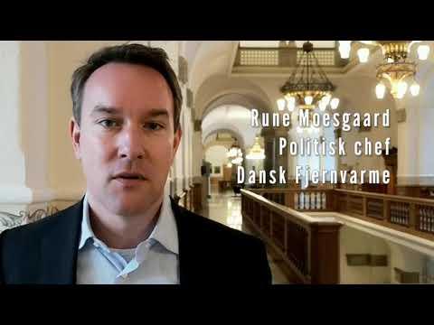 Dansk Fjernvarme i foretræde om overskudsvarme