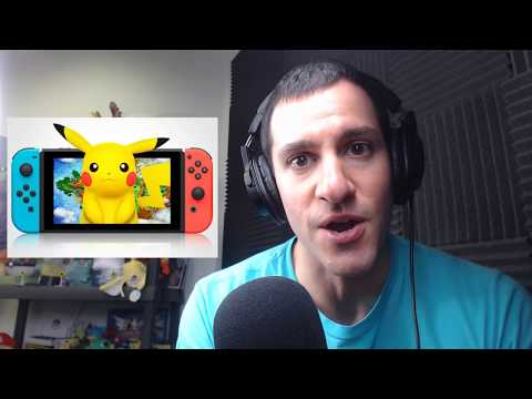 connectYoutube - TOP 10 WANTS For The New Nintendo Pokemon Switch Game!