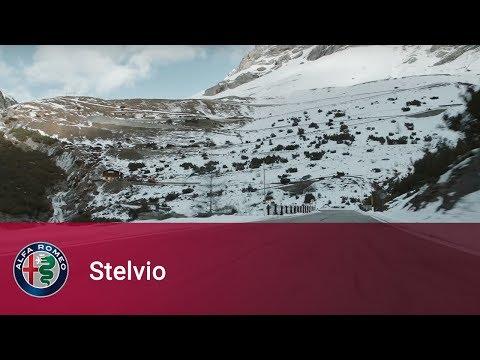 Alfa Romeo Stelvio – You were created to excite me