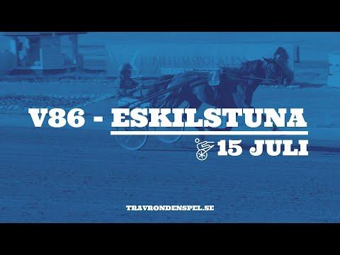 Tips till V86 - Tre S - Eskilstuna 15/7-20