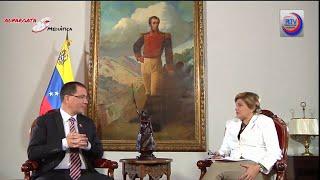 Venezuela  y Cuba  afianzan relaciones bilaterales