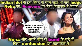 When Indian Idol Fame Vibhor Parashar Was Linked To Neha Kakkar backslashu0026 Responded - TELLYCHAKKAR