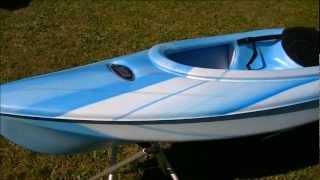 Pelican Pursuit 80X kayak - YouTube