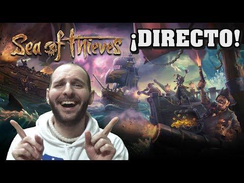 connectYoutube - ¡VAMOS A JUGAR AL SEA OF THIEVES EN XBOX ONE! - Sasel - Gameplay - Directo