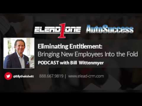 Wittenmyer on AutoSuccess Online: Bringing New Employees into the Fold