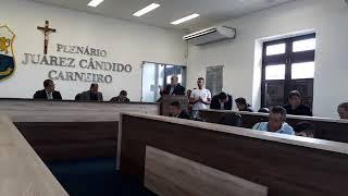 10° SESSÃO ORDINÁRIA REALIZADA NO DIA 26/04/2019