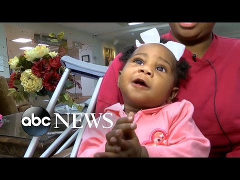 Infant Unharmed After Ejected From a Car Crash