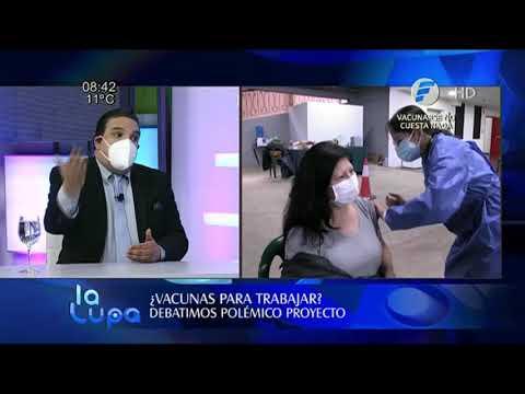 Exigir certificados de vacunación en el trabajo