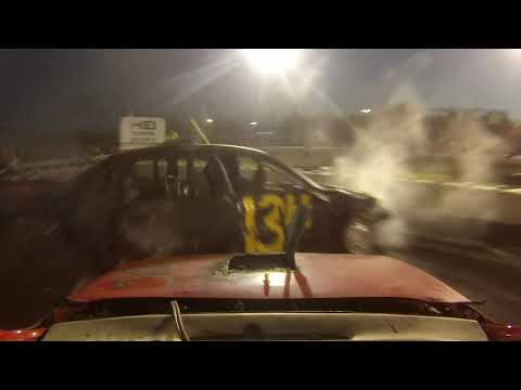 #12 ONBOARD COMPACT DEMOLITION DERBY 2019