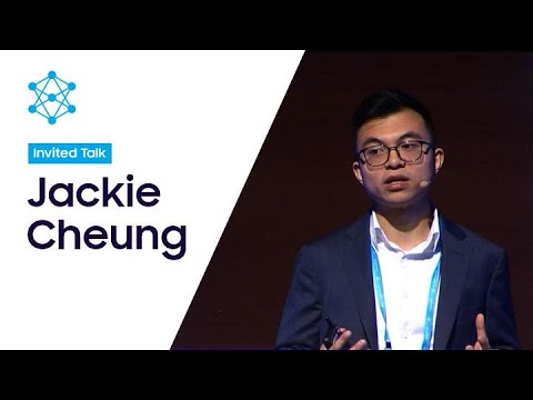 [SAIF 2019] Day 1: New Directions in Automatic Text Summarization - Jackie Cheung | Samsung