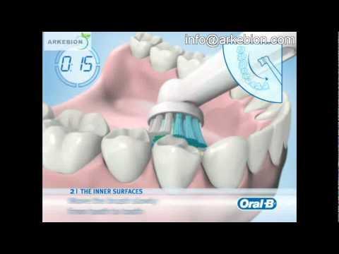 jet interdentaire oral b