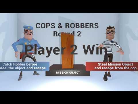 COPS N ROBBERS HELLO NEIGHBOR | Hello Neighbor Mod