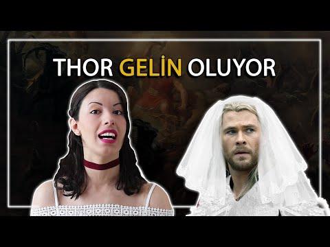 İskandinav Mitolojisi | Thor Gelin Oluyor